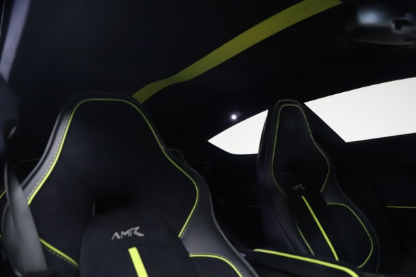 Used 2019 Aston Martin Rapide AMR Sedan for sale $187,900 at Pagani of Greenwich in Greenwich CT 06830 23