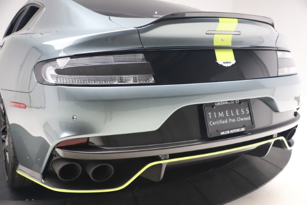Used 2019 Aston Martin Rapide AMR Sedan for sale $187,900 at Pagani of Greenwich in Greenwich CT 06830 26