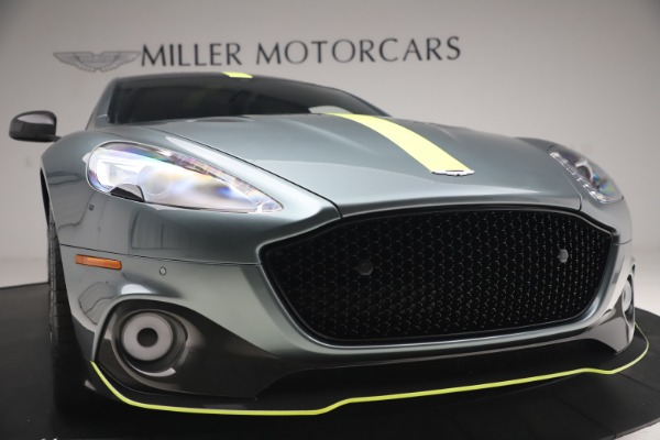 Used 2019 Aston Martin Rapide AMR Sedan for sale $187,900 at Pagani of Greenwich in Greenwich CT 06830 27