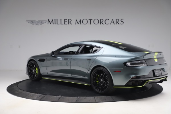 Used 2019 Aston Martin Rapide AMR Sedan for sale $187,900 at Pagani of Greenwich in Greenwich CT 06830 3