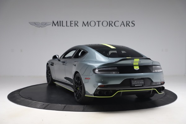 Used 2019 Aston Martin Rapide AMR Sedan for sale $187,900 at Pagani of Greenwich in Greenwich CT 06830 4