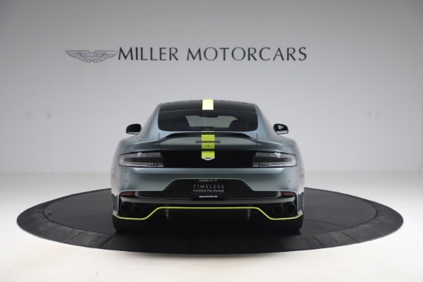Used 2019 Aston Martin Rapide AMR Sedan for sale $187,900 at Pagani of Greenwich in Greenwich CT 06830 5
