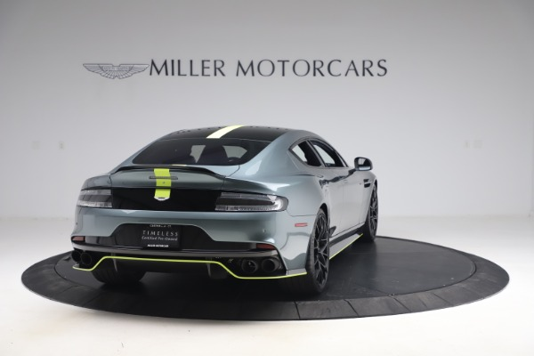 Used 2019 Aston Martin Rapide AMR Sedan for sale $187,900 at Pagani of Greenwich in Greenwich CT 06830 6
