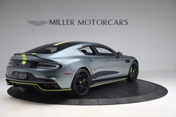 Used 2019 Aston Martin Rapide AMR Sedan for sale $187,900 at Pagani of Greenwich in Greenwich CT 06830 7