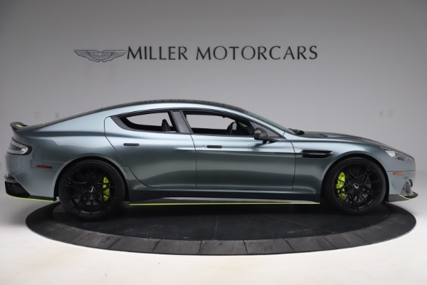 Used 2019 Aston Martin Rapide AMR Sedan for sale $187,900 at Pagani of Greenwich in Greenwich CT 06830 8