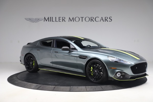 Used 2019 Aston Martin Rapide AMR Sedan for sale $187,900 at Pagani of Greenwich in Greenwich CT 06830 9
