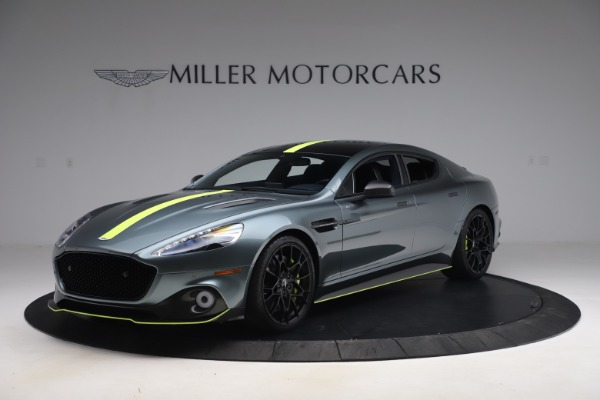 Used 2019 Aston Martin Rapide AMR Sedan for sale $187,900 at Pagani of Greenwich in Greenwich CT 06830 1