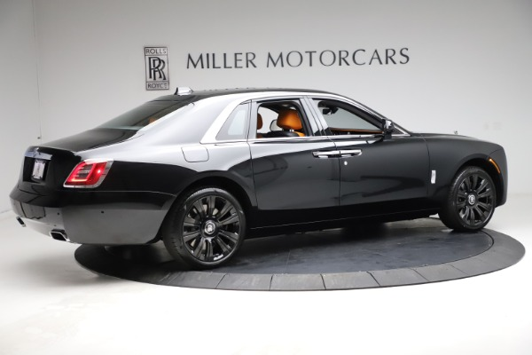 New 2021 Rolls-Royce Ghost for sale $381,100 at Pagani of Greenwich in Greenwich CT 06830 10