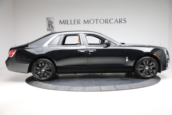New 2021 Rolls-Royce Ghost for sale $381,100 at Pagani of Greenwich in Greenwich CT 06830 11