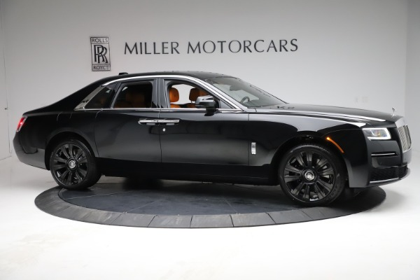 New 2021 Rolls-Royce Ghost for sale $381,100 at Pagani of Greenwich in Greenwich CT 06830 12