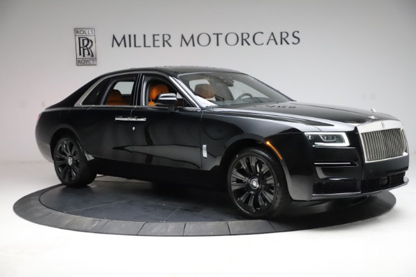 New 2021 Rolls-Royce Ghost for sale $381,100 at Pagani of Greenwich in Greenwich CT 06830 13