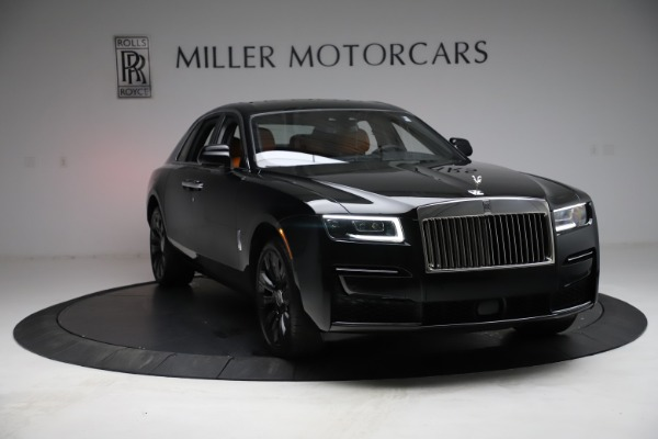 New 2021 Rolls-Royce Ghost for sale $381,100 at Pagani of Greenwich in Greenwich CT 06830 14