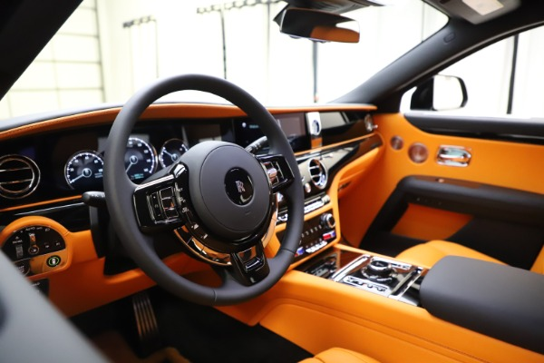 New 2021 Rolls-Royce Ghost for sale $381,100 at Pagani of Greenwich in Greenwich CT 06830 15
