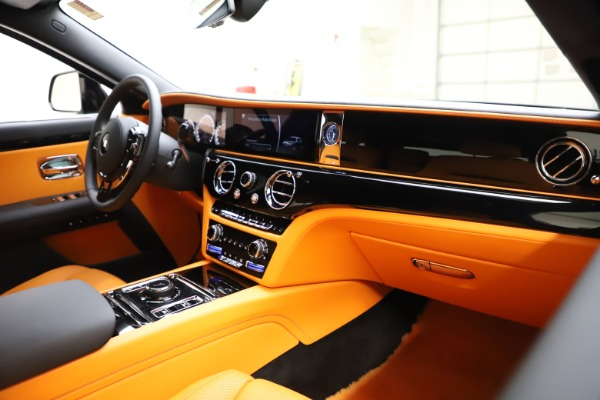 New 2021 Rolls-Royce Ghost for sale $381,100 at Pagani of Greenwich in Greenwich CT 06830 16
