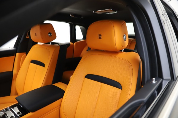 New 2021 Rolls-Royce Ghost for sale $381,100 at Pagani of Greenwich in Greenwich CT 06830 17