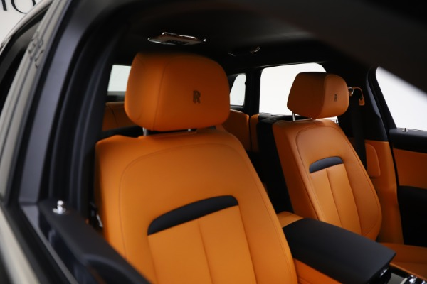 New 2021 Rolls-Royce Ghost for sale $381,100 at Pagani of Greenwich in Greenwich CT 06830 18