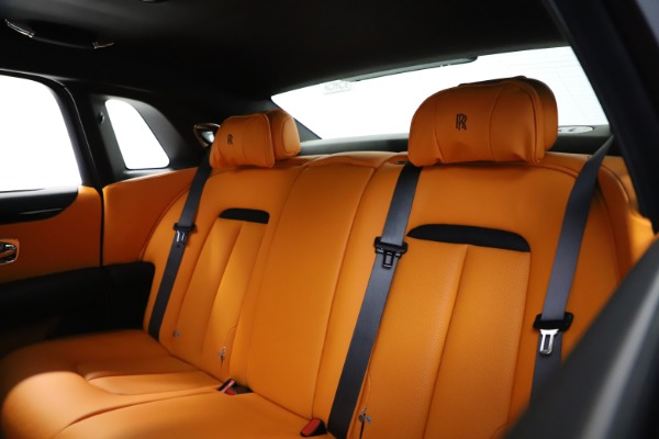 New 2021 Rolls-Royce Ghost for sale $381,100 at Pagani of Greenwich in Greenwich CT 06830 19