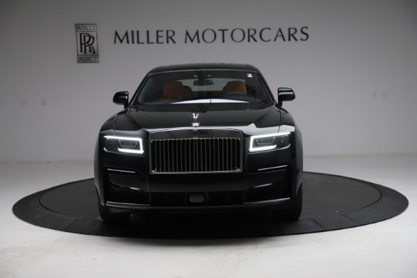 New 2021 Rolls-Royce Ghost for sale $381,100 at Pagani of Greenwich in Greenwich CT 06830 2