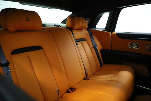 New 2021 Rolls-Royce Ghost for sale $381,100 at Pagani of Greenwich in Greenwich CT 06830 20