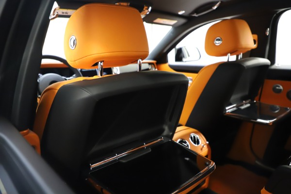 New 2021 Rolls-Royce Ghost for sale $381,100 at Pagani of Greenwich in Greenwich CT 06830 21