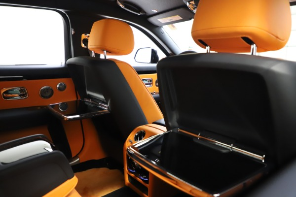 New 2021 Rolls-Royce Ghost for sale $381,100 at Pagani of Greenwich in Greenwich CT 06830 22