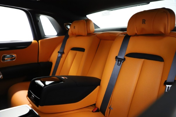 New 2021 Rolls-Royce Ghost for sale $381,100 at Pagani of Greenwich in Greenwich CT 06830 23