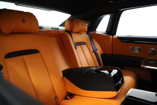 New 2021 Rolls-Royce Ghost for sale $381,100 at Pagani of Greenwich in Greenwich CT 06830 24