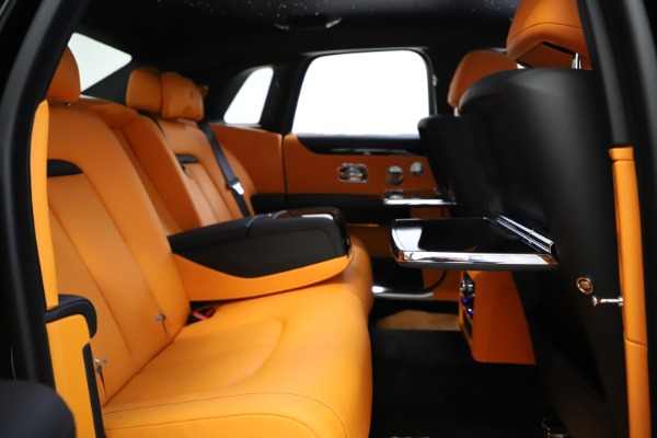 New 2021 Rolls-Royce Ghost for sale $381,100 at Pagani of Greenwich in Greenwich CT 06830 25