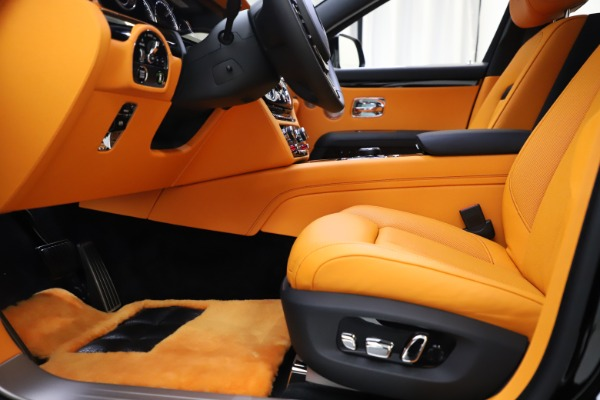New 2021 Rolls-Royce Ghost for sale $381,100 at Pagani of Greenwich in Greenwich CT 06830 27