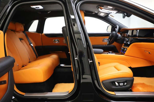 New 2021 Rolls-Royce Ghost for sale $381,100 at Pagani of Greenwich in Greenwich CT 06830 28