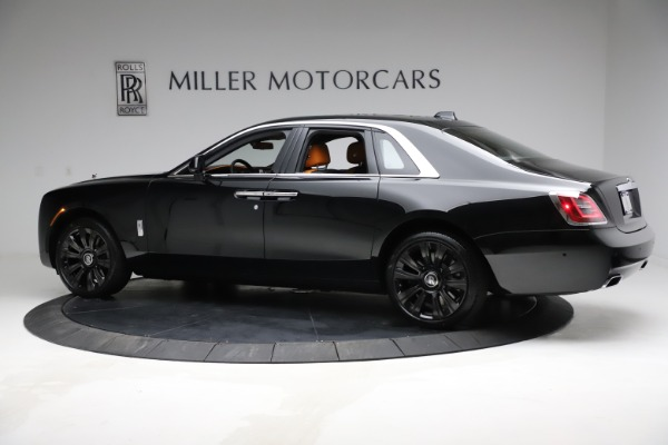 New 2021 Rolls-Royce Ghost for sale $381,100 at Pagani of Greenwich in Greenwich CT 06830 5