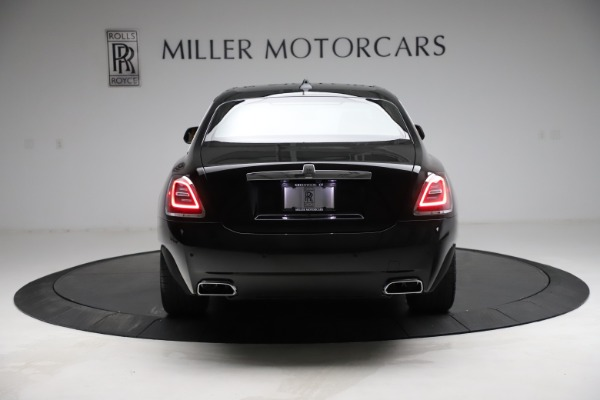 New 2021 Rolls-Royce Ghost for sale $381,100 at Pagani of Greenwich in Greenwich CT 06830 7