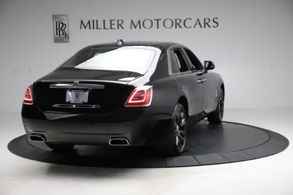 New 2021 Rolls-Royce Ghost for sale $381,100 at Pagani of Greenwich in Greenwich CT 06830 8