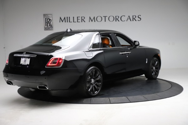 New 2021 Rolls-Royce Ghost for sale $381,100 at Pagani of Greenwich in Greenwich CT 06830 9