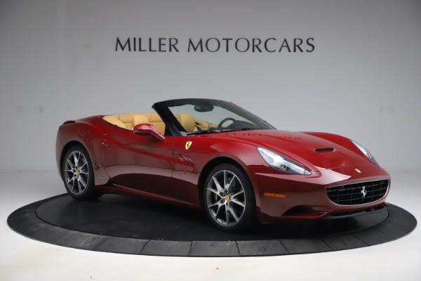 Used 2014 Ferrari California 30 for sale $133,900 at Pagani of Greenwich in Greenwich CT 06830 10