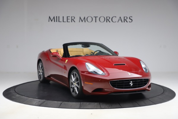 Used 2014 Ferrari California 30 for sale $133,900 at Pagani of Greenwich in Greenwich CT 06830 11