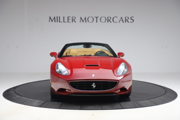 Used 2014 Ferrari California 30 for sale $133,900 at Pagani of Greenwich in Greenwich CT 06830 12
