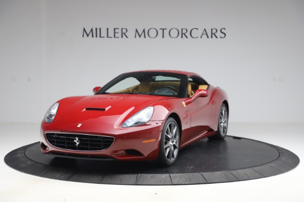 Used 2014 Ferrari California 30 for sale $133,900 at Pagani of Greenwich in Greenwich CT 06830 13