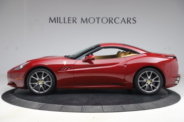 Used 2014 Ferrari California 30 for sale $133,900 at Pagani of Greenwich in Greenwich CT 06830 14
