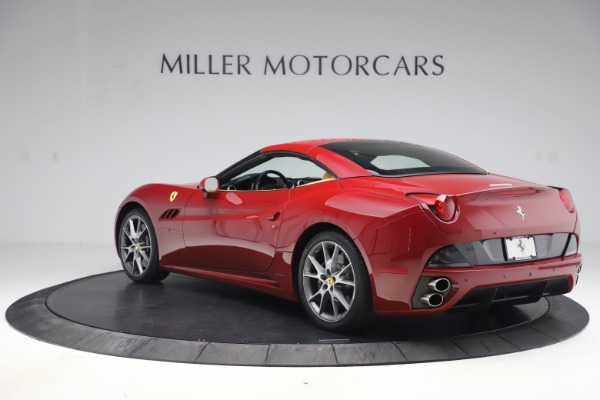 Used 2014 Ferrari California 30 for sale $133,900 at Pagani of Greenwich in Greenwich CT 06830 15