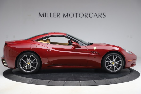 Used 2014 Ferrari California 30 for sale $133,900 at Pagani of Greenwich in Greenwich CT 06830 17