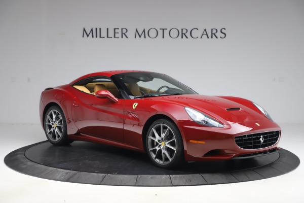 Used 2014 Ferrari California 30 for sale $133,900 at Pagani of Greenwich in Greenwich CT 06830 18