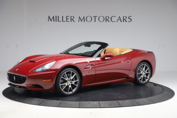 Used 2014 Ferrari California 30 for sale $133,900 at Pagani of Greenwich in Greenwich CT 06830 2