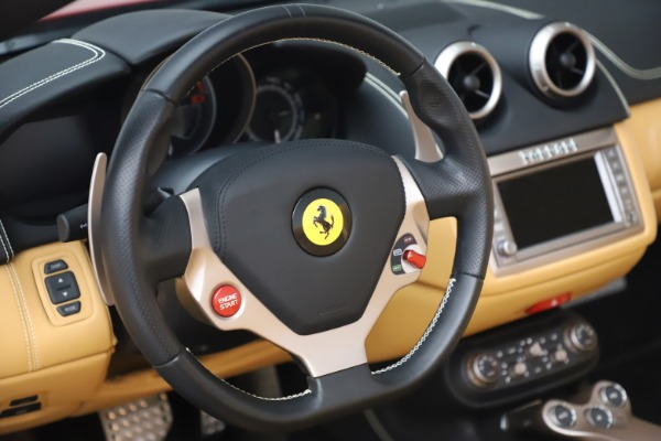 Used 2014 Ferrari California 30 for sale $133,900 at Pagani of Greenwich in Greenwich CT 06830 27