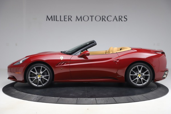 Used 2014 Ferrari California 30 for sale $133,900 at Pagani of Greenwich in Greenwich CT 06830 3