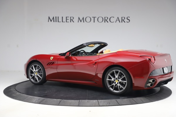 Used 2014 Ferrari California 30 for sale $133,900 at Pagani of Greenwich in Greenwich CT 06830 4