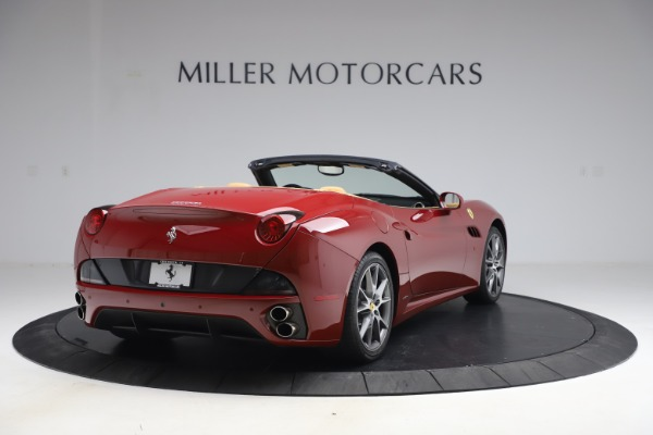 Used 2014 Ferrari California 30 for sale $133,900 at Pagani of Greenwich in Greenwich CT 06830 7