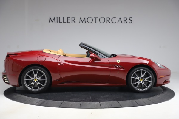 Used 2014 Ferrari California 30 for sale $133,900 at Pagani of Greenwich in Greenwich CT 06830 9