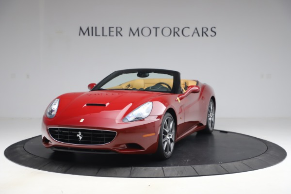 Used 2014 Ferrari California 30 for sale $133,900 at Pagani of Greenwich in Greenwich CT 06830 1