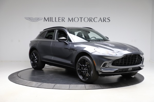 New 2021 Aston Martin DBX for sale $201,586 at Pagani of Greenwich in Greenwich CT 06830 10